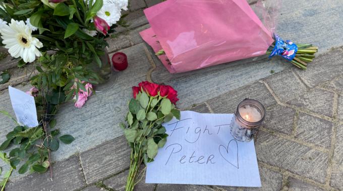 Peter R. de Vries neergeschoten