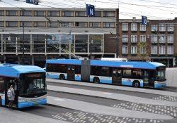 bus stakingen koningsdag 2018 arnhem