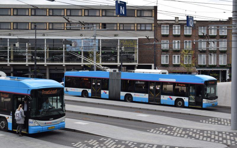 bus stakingen