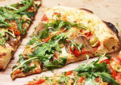 pizza voor een prikkie