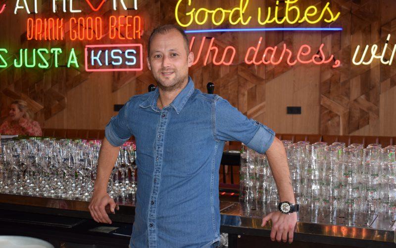 barman van de week jeroen