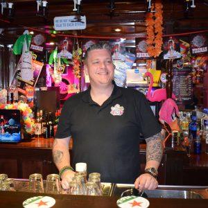 barman van de week arnhem william madbull hendriks