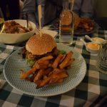 suburban chef arnhem burger dorade cajun chicken