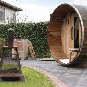 wijnvat woningen met sauna arnhem