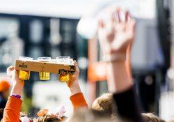 bier-beker-koningsdag 2018 in arnhem