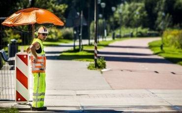 wegwerkzaamheden in juli in arnhem