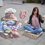 world street painting festival 2018 arnhem