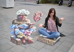 world street painting festival 2018 arnhem