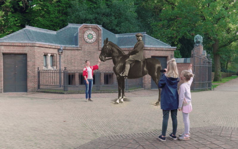 hoge veluwe app augmented reality