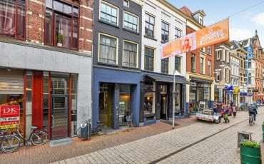koophuizen in de binnenstad