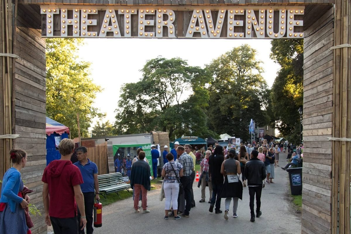 Sonsbeek Theater Avenue. Foto: Facebook Sonsbeek Theater Avenue.