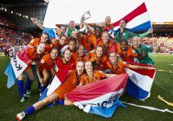 Damesvoetbal Breda