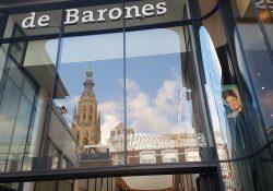 Goeiemorgen Grote Kerk en Barones!