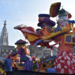 optocht in Breda