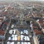 Stadhuis Markt Delft
