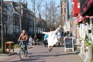 Studenten Delft