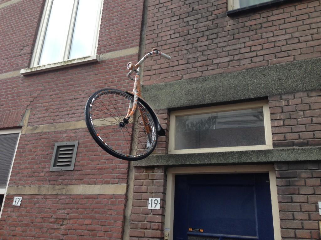 Fiets Pluympot Delft