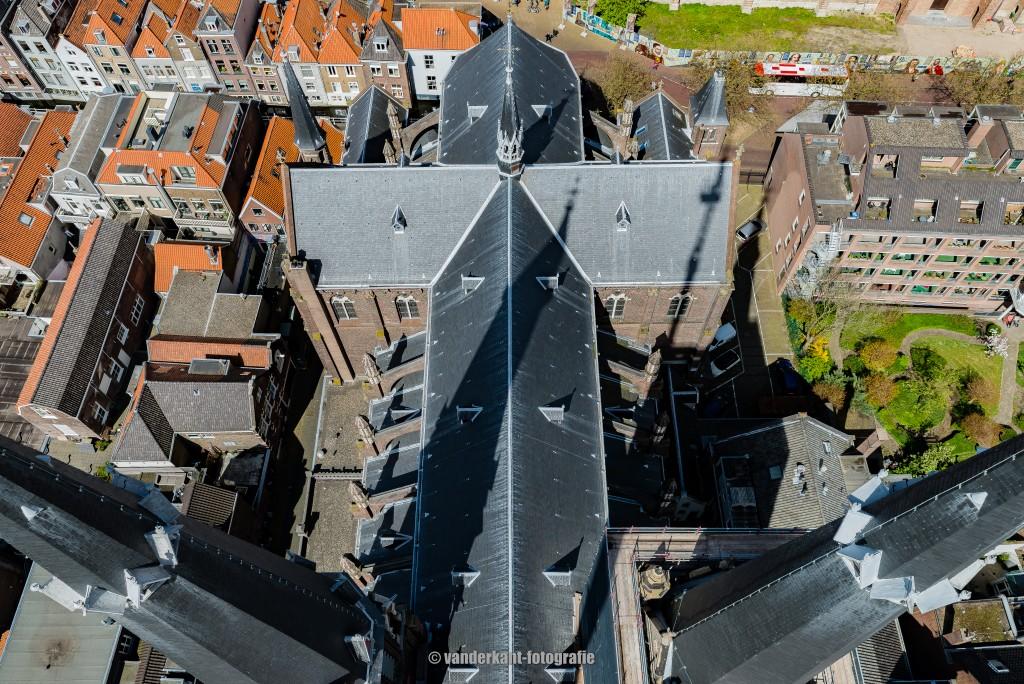 Delft vanuit de lucht vanderkant-fotografie