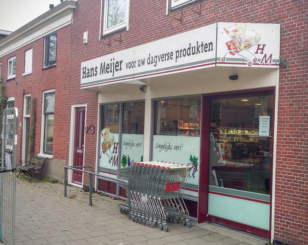 Supermarkt Hans Meijer