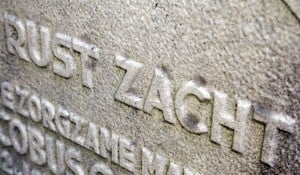 graf grafsteen begraven anp