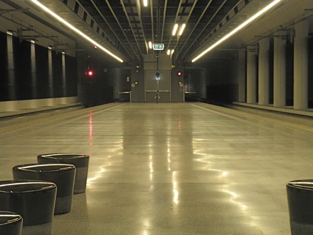 Delft station zuidelijke uitgang