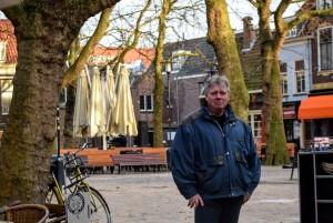 Ed Zoutenbier was mijn eerste Delftenaar van de week