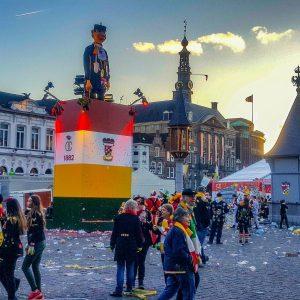 Waarom vasten we na carnaval for Kruidvat den bosch