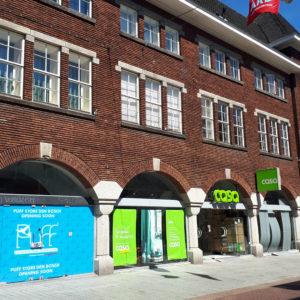 Casa Nieuw In Den Bosch Het Warenhuis Op De Markt Indebuurt