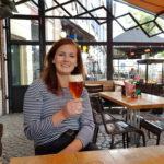 Biertje met Esmee