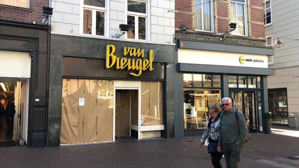 db5bf261999 Oh jee: ook deze schoenenwinkel vertrekt uit Den Bosch - indebuurt ...