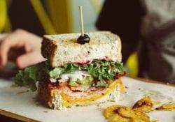 sandwich dag