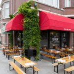 Café Franklin Valkenbosplein