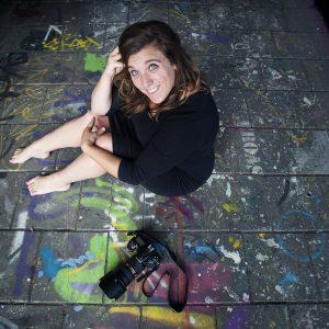 Daniëlla van Bergen Foto Joyce Hoogland