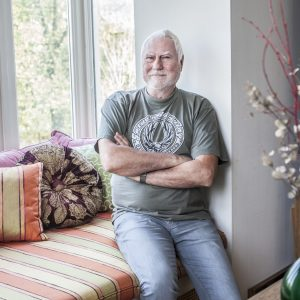 Cesar Zuiderwijk. Foto Joyce Hoogland