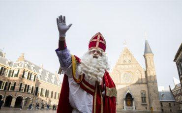 Sinterklaas in Den Haag. Foto ANP