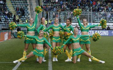 United Cheers Cheerleaders bij ADO Den Haag