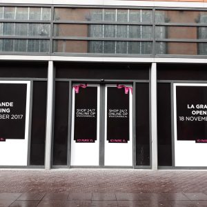 ICIi Paris XL , Grote Marktstraat Den Haag