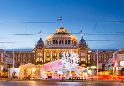 Cool Evenet Kurhausplein. Foto Casper van Dort
