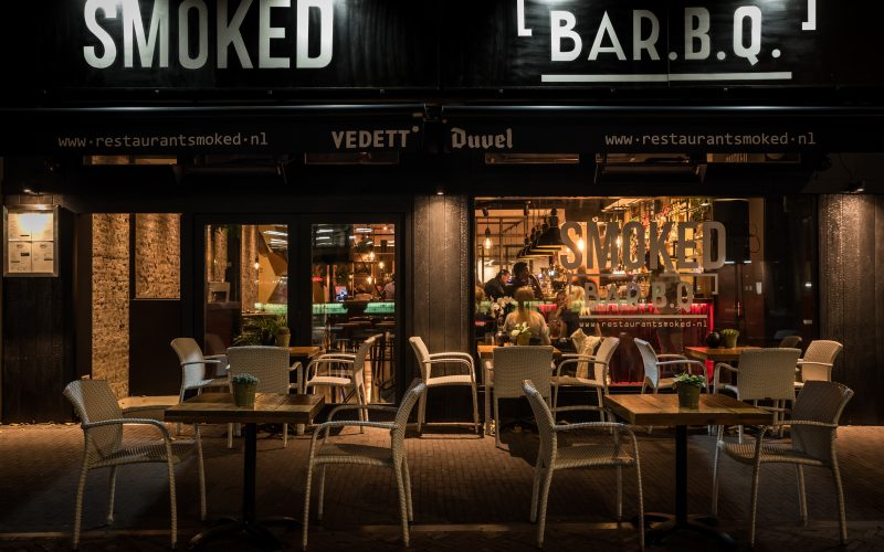Smoked Bar.B.Q. Torenstraat Den Haag