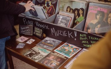 Vinyl Pop Up Store - Espresso Records