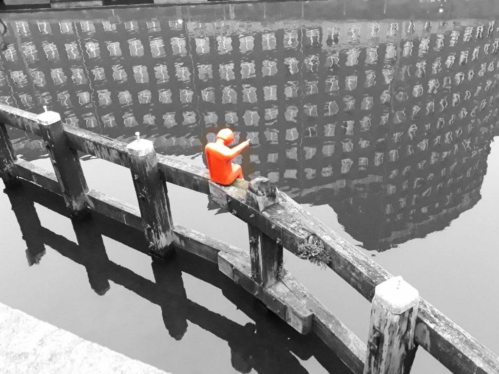 Oranje Leemmannetje Den Haag