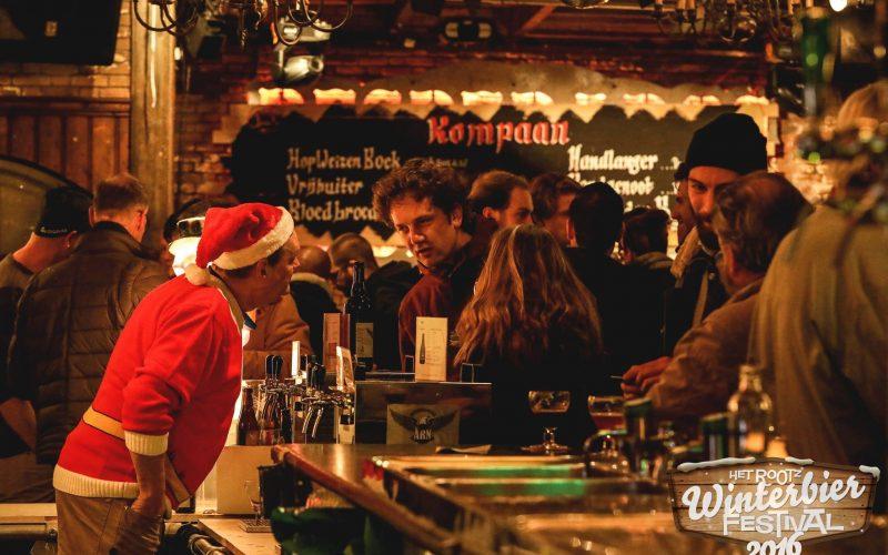 Rootz winterbierfestival. Foto Eduard Nijgh