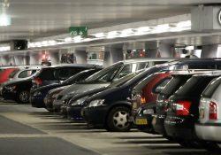 Parkeergarage Den Haag. Foto ANP