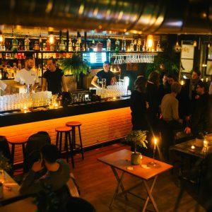 Bar Broker. Foto Kaii Vanzet