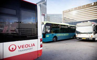 Veolia en Connexxion Den Haag