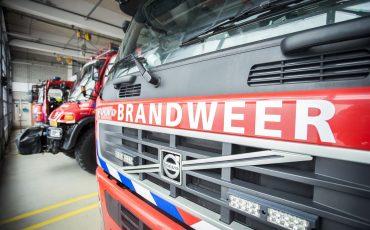 Brandweer Den Haag. Foto ANP