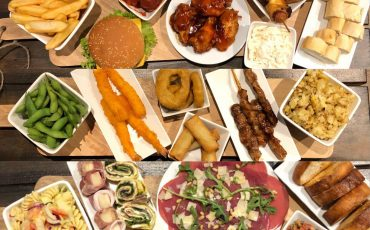 Jayden's Restaurant plankjes