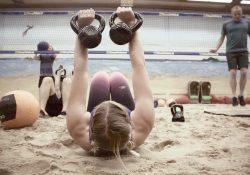 Muscle Beach Scheveningen