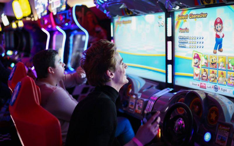 Gamestate gamehal Mario Kart