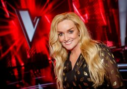 Samantha Steenwijk The Voice of Holland. Foto ANP